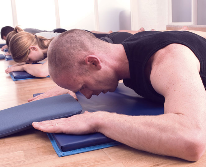 Rachel Luxon Pilates group sessions