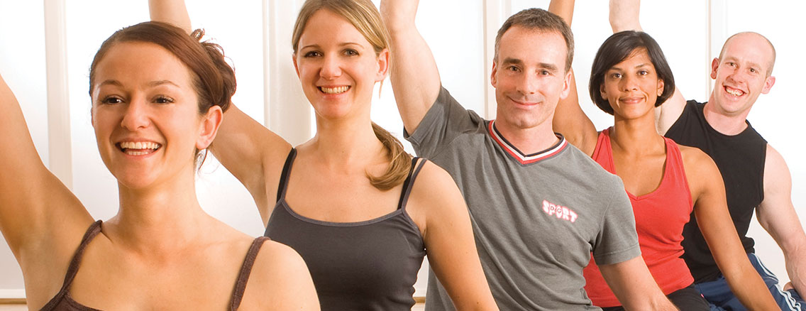 Body Control Pilates - suitable for everyone